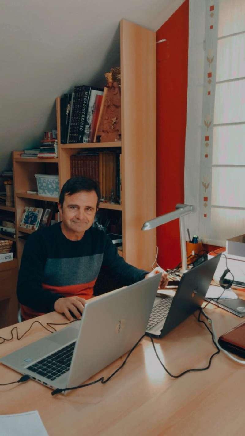 Salvador Montesinos, portavoz Ciudadanos Saguntos./PDA