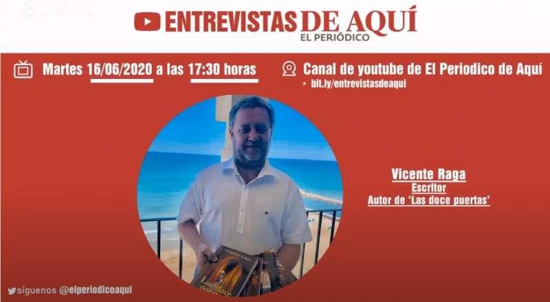 Entrevista a Vicente Raga