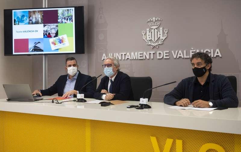 València On, presentación. EPDA