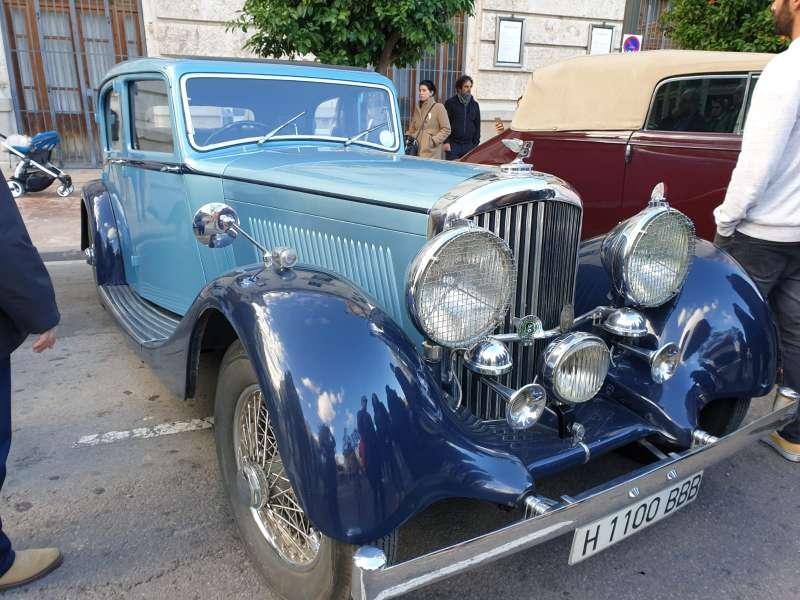 Bentley 4. EPDA