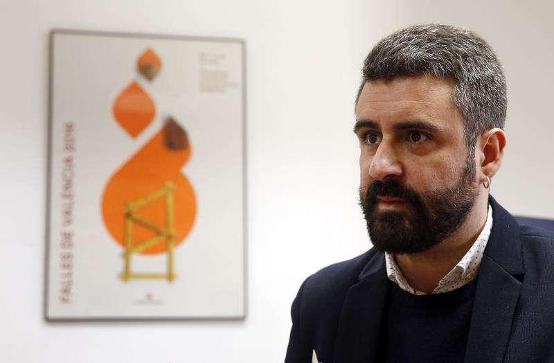 El concejal de Cultura Festiva de Valencia, Pere Fuset. EFE/Archivo