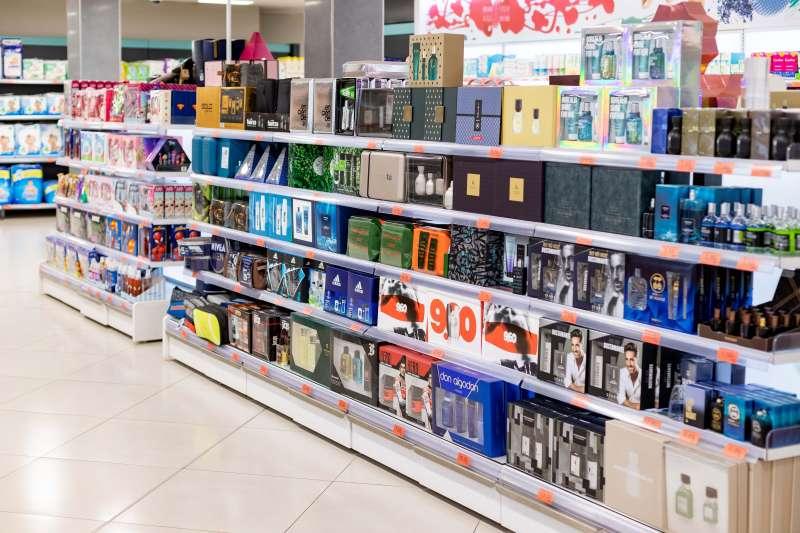 Línea de perfumería de Mercadona. EPDA