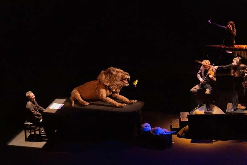 Imagen del espectáculo cedida por la compañía. EFE