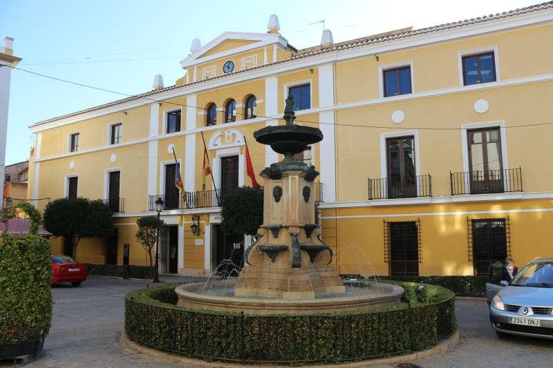 Plaza del Agua Limpia