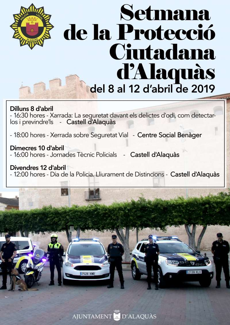 semana de la seguridad ciudadana