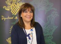 La diputada de Bienestar Social de la Diputación de Valencia, Amparo Mora. FOTO: EPDA