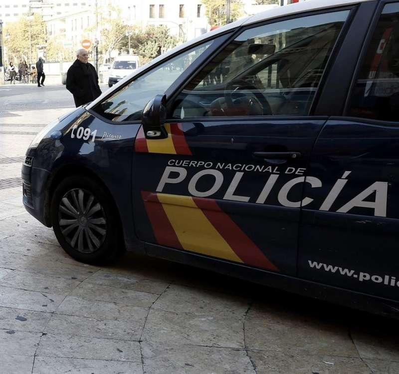 Un coche policial. - EFE