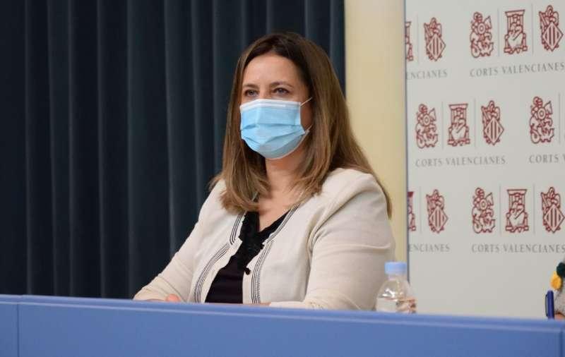 Marisa Mezquita, diputada autonómica del PP