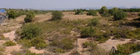 Área donde se ubicará la planta. FOTO: EPDA