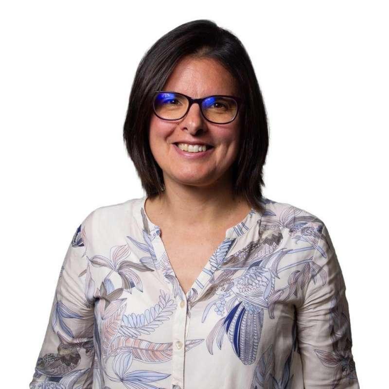 Teresa Garcia, directora general d