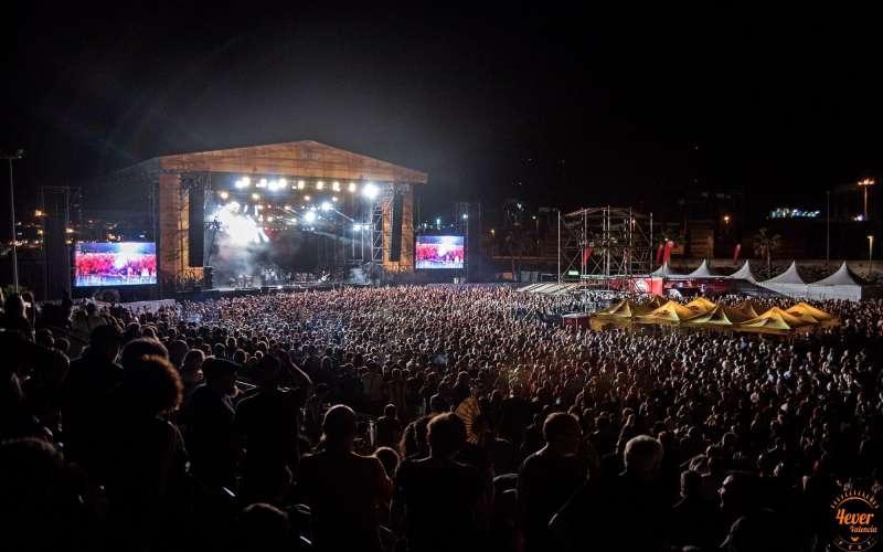 Edición del pasado 4ever Valencia Fest. EPDA