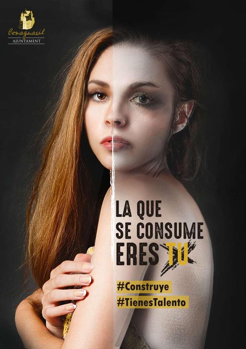 Cartel de la campanya (ella)