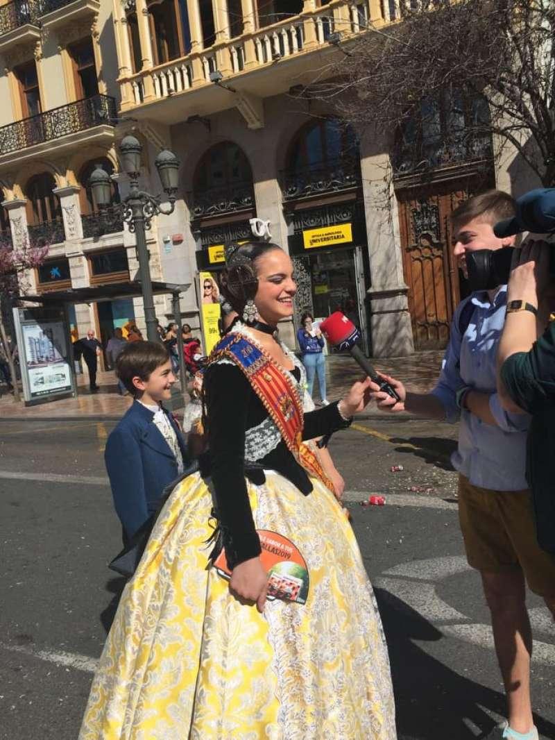 Entrevista en València. EPDA