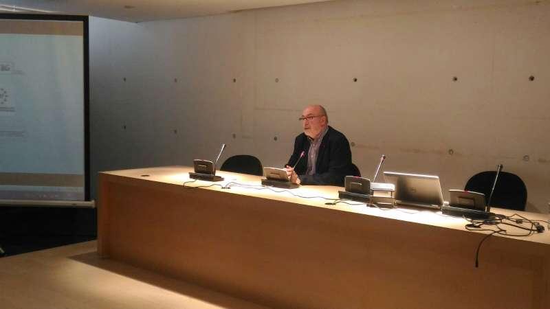 El conseller de Transparència, Responsabilitat Social, Participació i Cooperació, Manuel Alcaraz.