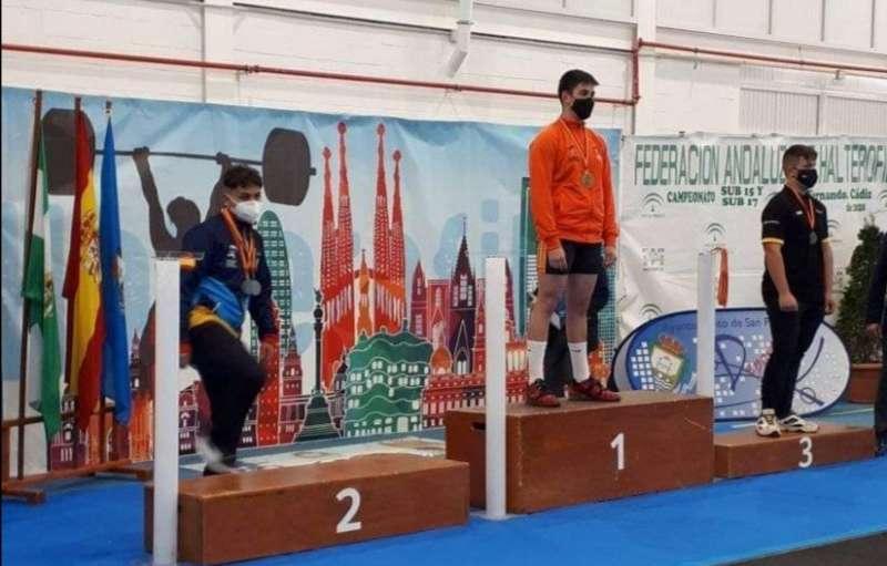 Sergio Munuera en el Top1