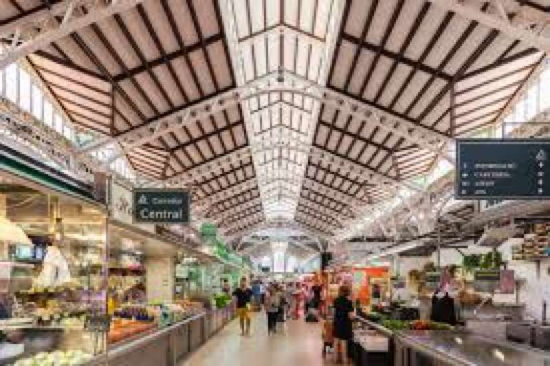 Mercado Central. EPDA