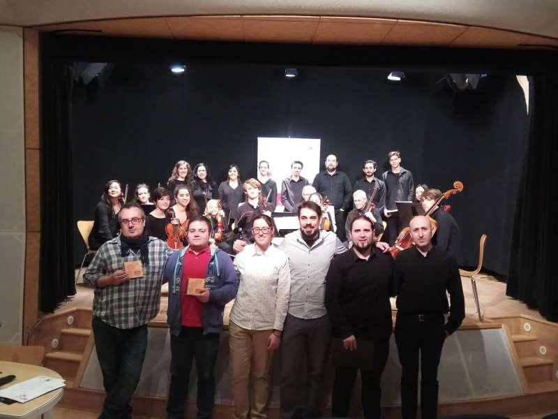 Acto de comunicación de los premios celebrado el pasado mes de marzo