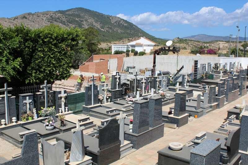 Cementerio/EPDA