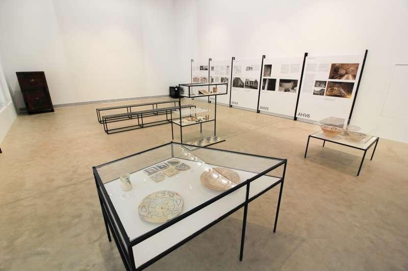 Sala de la exposición. EPDA