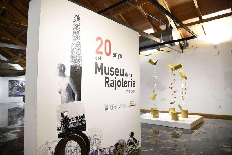 Imatge del museu de la Rajoleria