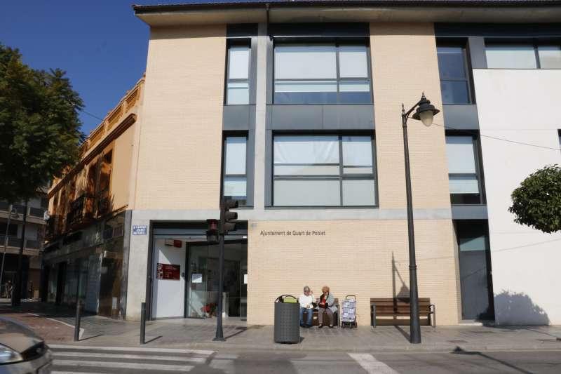 Ayuntamiento de Quart de Poblet./EPDA