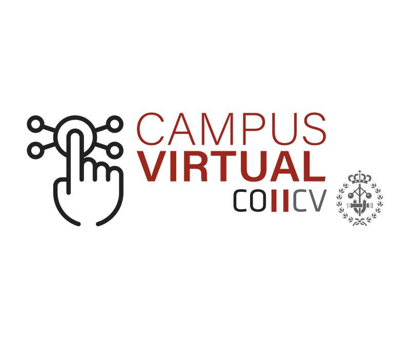 Cartel Campus Virtual./EPDA