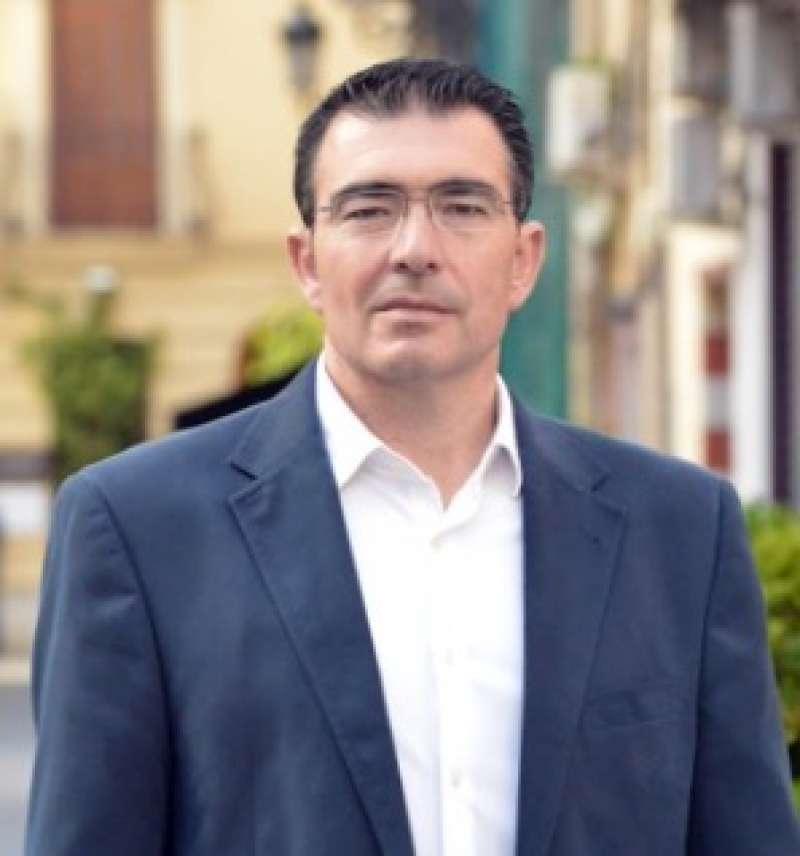 El concejal de de Ciudadanos en el Ayuntamiento de València, Narciso Estellés. EPDA