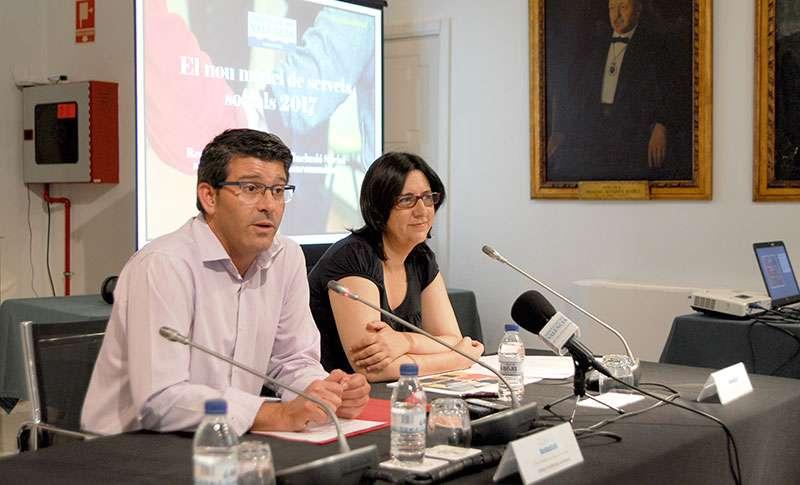 Jorge Rodríguez y Rosa Pérez Garijo. EPDA.