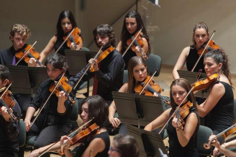 Joven Orquesta Sinfónica FSMCV.