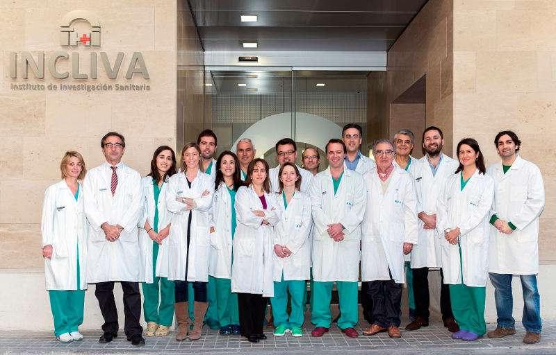 El Grupo de Investigación en anestesia del Clínico  de València. EPDA