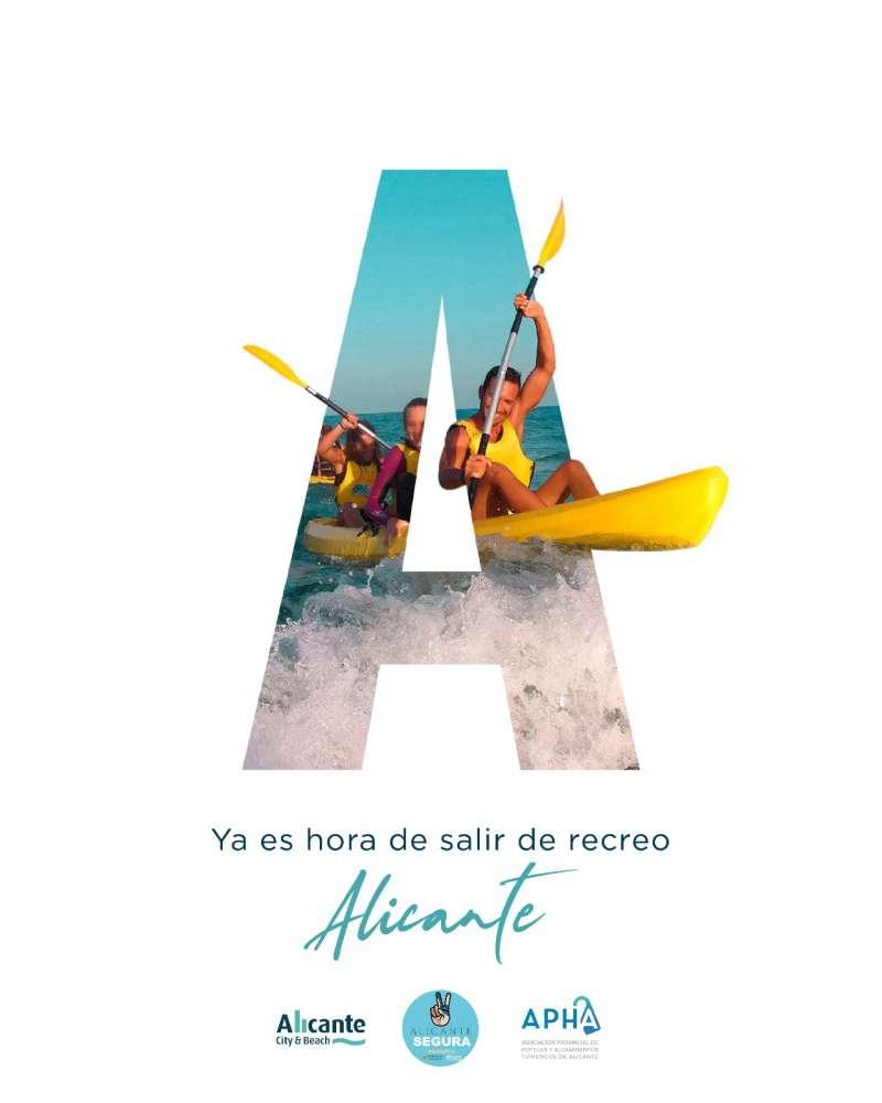 Campaña turismo Alicante./ EPDA