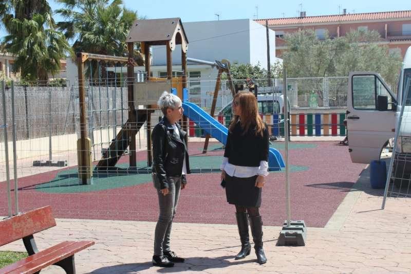 Elena Vicente-Ruiz y Cristina Villalba destacaron las actuaciones