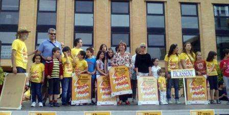 El municipio de Picassent participa en la Trobada de escuelas en valenciano de l