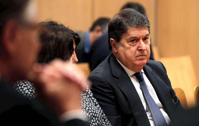 El expresidente de Bancaja, exvicepresidente de Bankia y expresident de la Generlitat José Luis Olivas. EFE