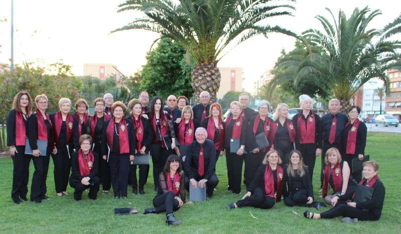 La Agrupación Coral Unión Musical Porteña. EPDA