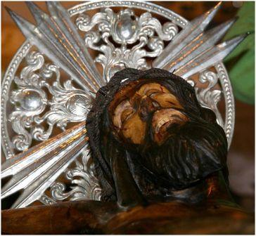 Cristo de la Grao. Foto parroquiagraovalencia.es
