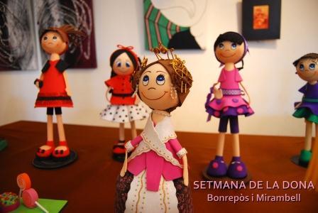 Imagen de la Setmana de la Dona a Bonrepòs i Mirambell.