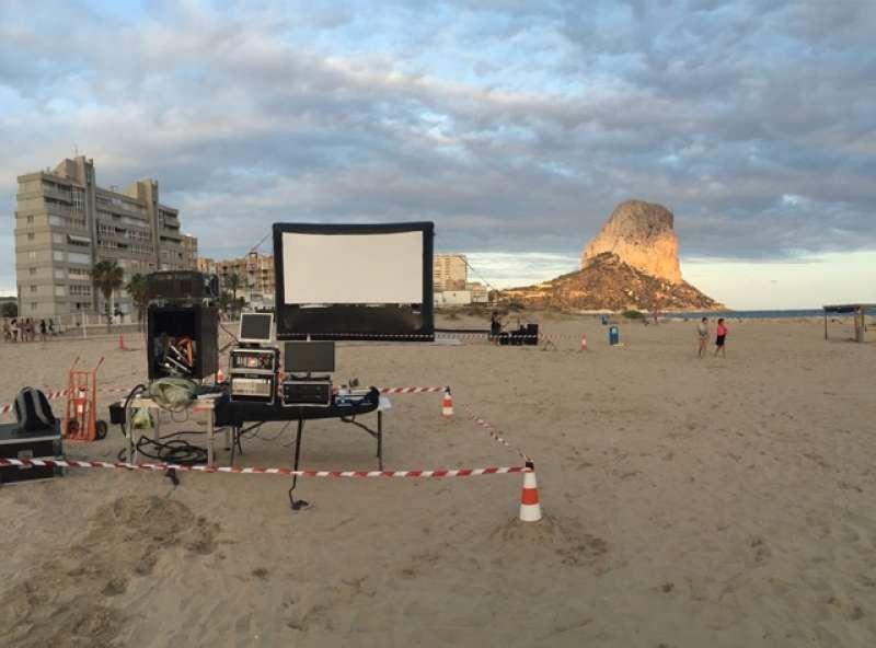 Cinema a la mar/EPDA