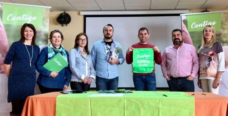 El partido Contigo Somos Democracia se constituye oficialmente en Gátova