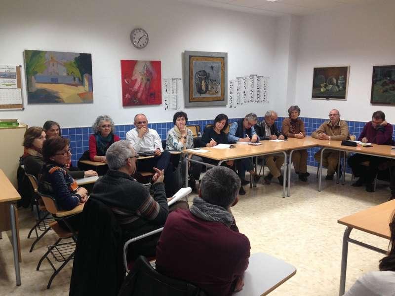 Reunión club de lectura