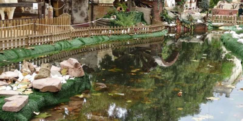 El Betlem Monumental de Xàtiva. EPDA