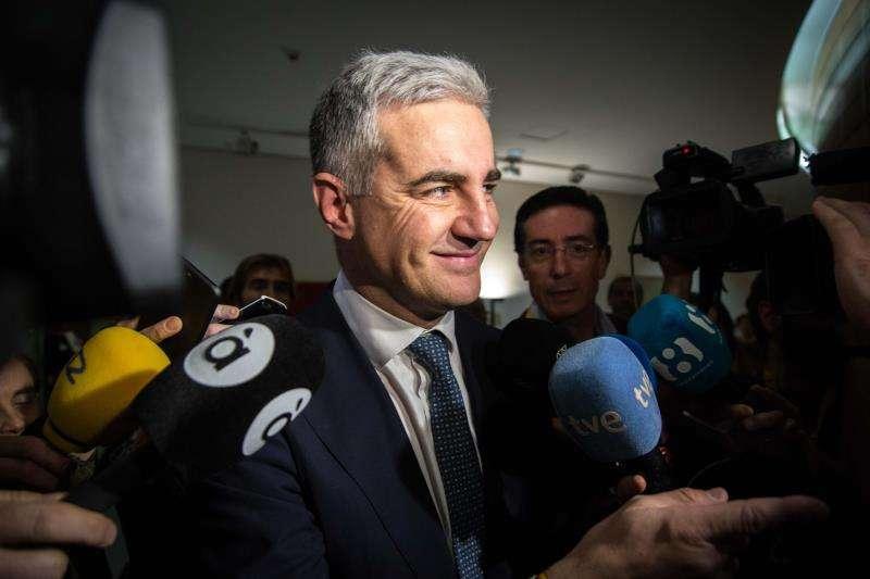 El ex secretario general del PP de la Comunitat Valenciana Ricardo Costa. EFE/Archivo