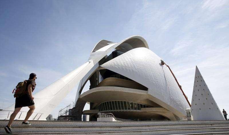 El Palau de les Arts Reina Sofía de Valencia. EFE/Archivo