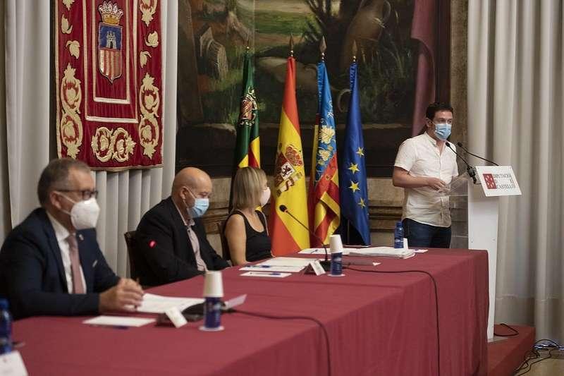 Ignasi García explicó las actuaciones