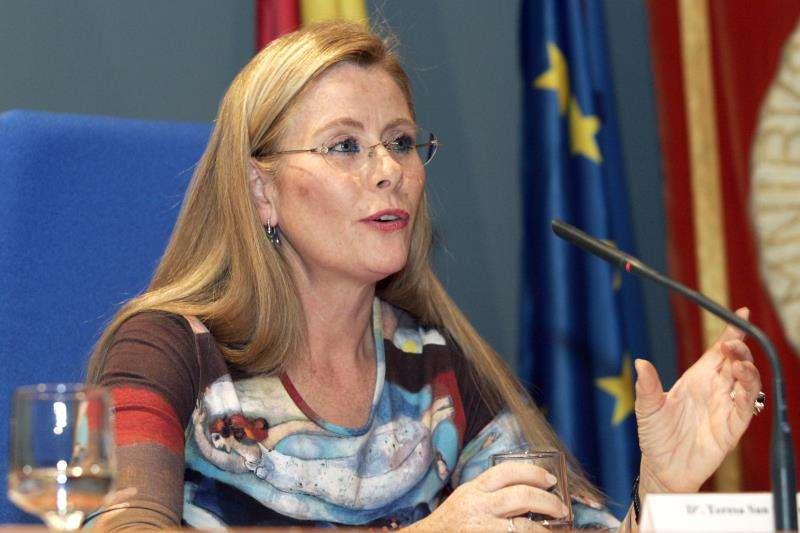 La profesora de Derecho Civil de la UNED, Teresa San Segundo. EFE/Archivo