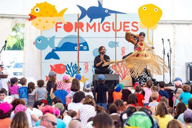 Imagen del Formigues Festival 2019 facilitada por la organización.