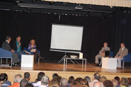 Conferencia con motivo de las Jornadas de Horta viscuda, Horta volguda en El Puig.