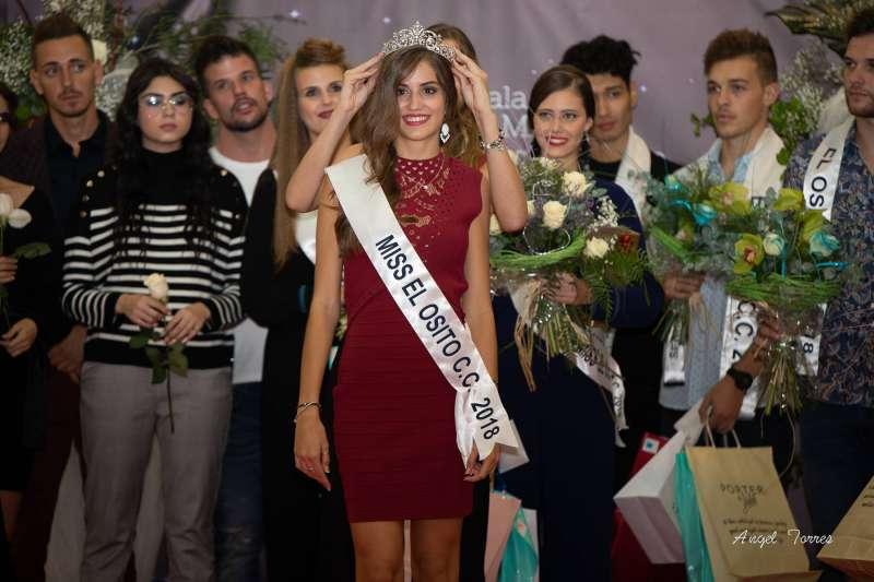 Andrea Galán coronada Miss Camp de Túria