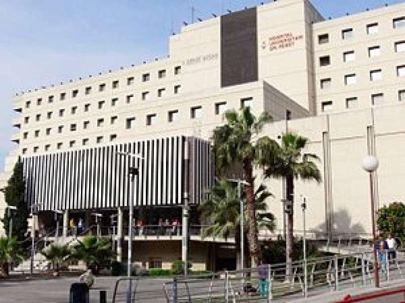 El Hospital Peset Aleixandre.//EPDA