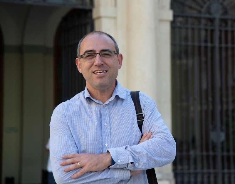 Santi Pérez, diputado de Desarrollo rural